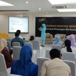Sosialisasi SILC LASIK CENTER di Bank Syariah Mandiri Mayestik