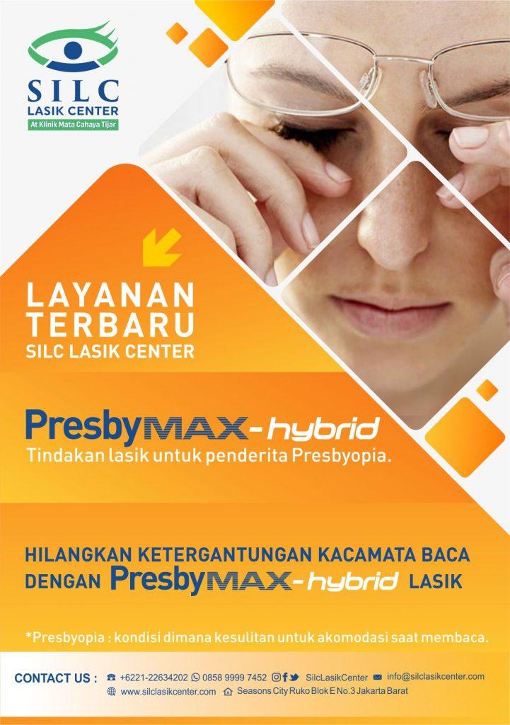 PresbyMAX - Hybrid Lasik