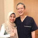 Kunjungan Dokter - Dokter SILC LASIK ke Dr. Jerry Tan Singapore