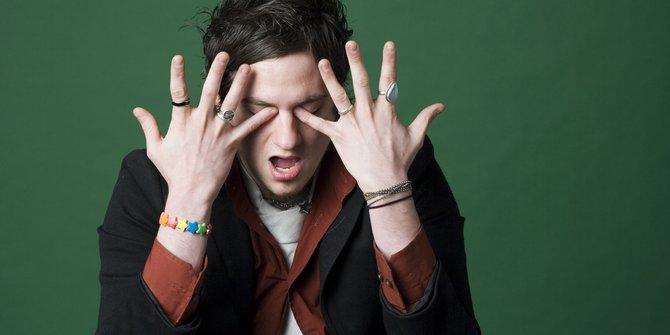 Mata gatal? Jangan kucek pakai tangan!