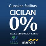 Biaya LASIK - CICILAN 0% dari BANK MANDIRI