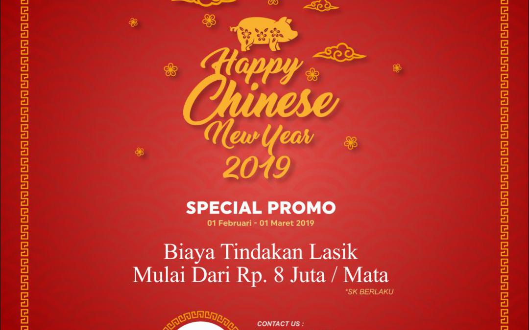 PROMO LASIK – Tahun Baru Cina