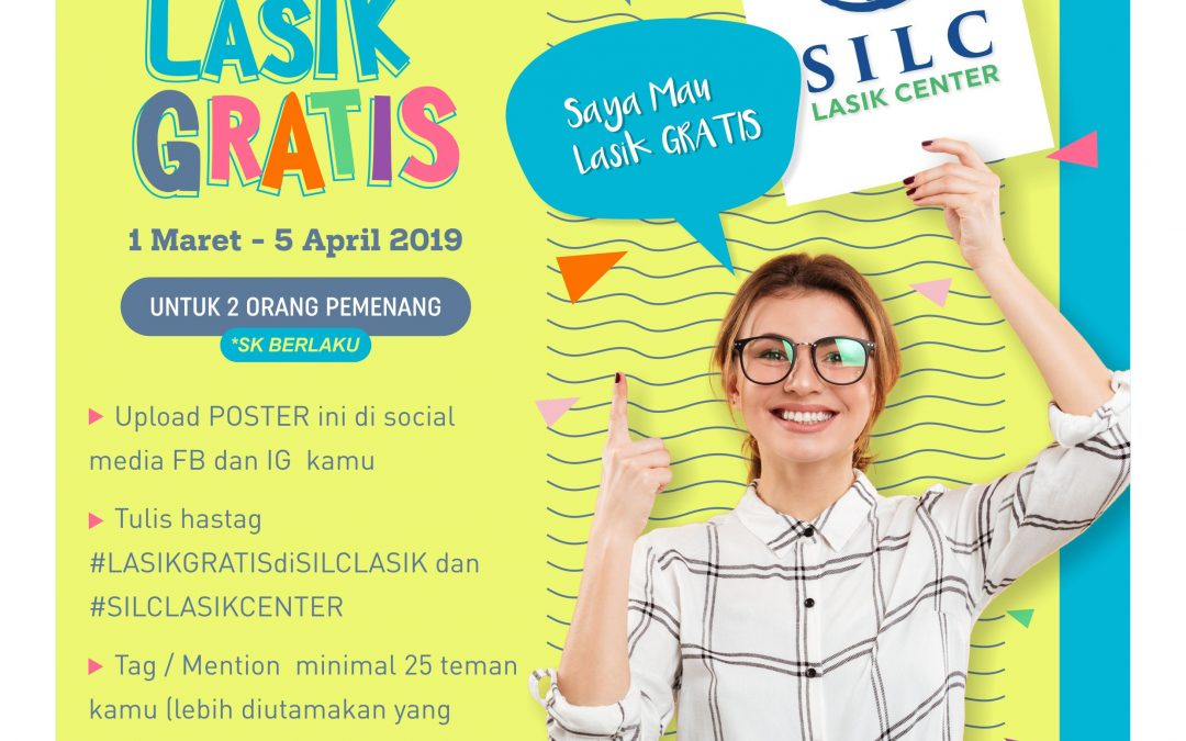 2nd Anniversary SILC LASIK CENTER