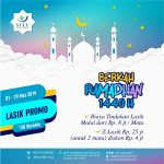 Bulan Berkah Ramadhan 1440 H Lasik Promo