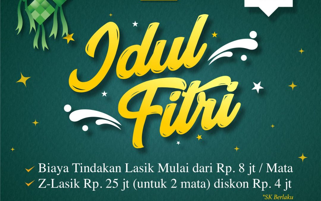 Promo LASIK Idul Fitri 1440 H