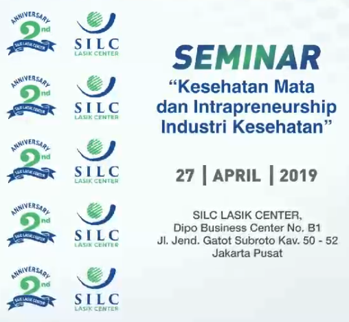 Seminar Mata – SILC LASIK CENTER