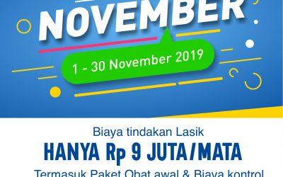 Promo Lasik November