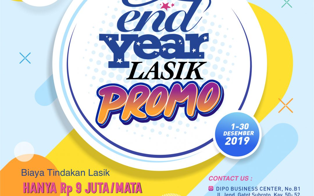 END YEAR LASIK PROMO 2019