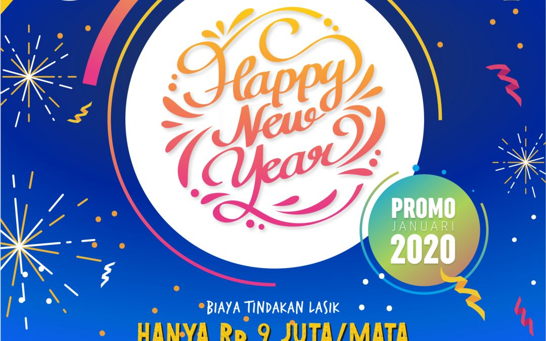 Happy New Year LASIK Promo