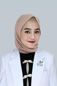 Dr. Zoraya Ariefia Feranthy, SpM