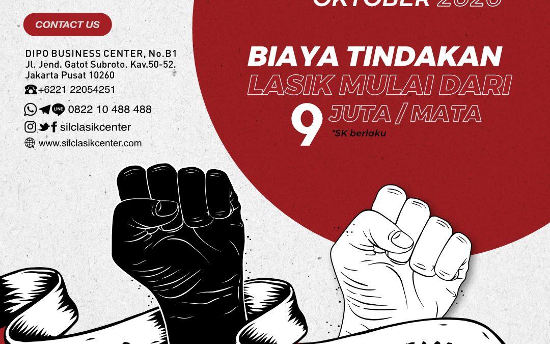 Sumpah Pemuda – Promo LASIK Oktober 2020