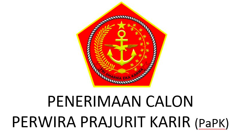 Syarat Masuk Anggota TNI-Perwira Prajurit Karir