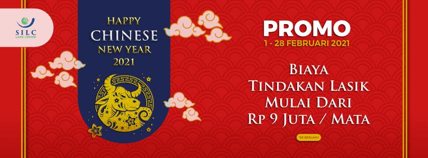 Promo Biaya Lasik - Happy Chinese New Year