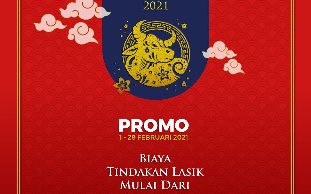Promo Biaya Lasik – Happy Chinese New Year