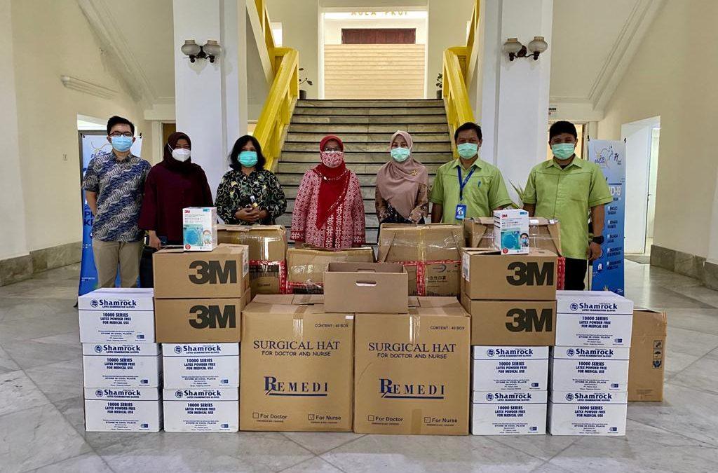 CSR SILC Lasik Center ke Beberapa Universitas Fakultas Kedokteran di Jakarta