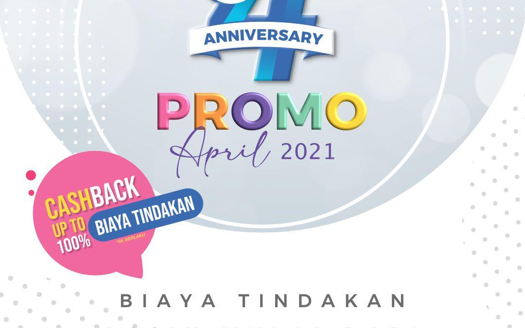 4th SILC Lasik Anniversary Promo