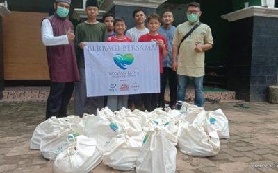 SILC LASIK CENTER bersama YAYASAN LADIA INDONESIA PEDULI Berbagi