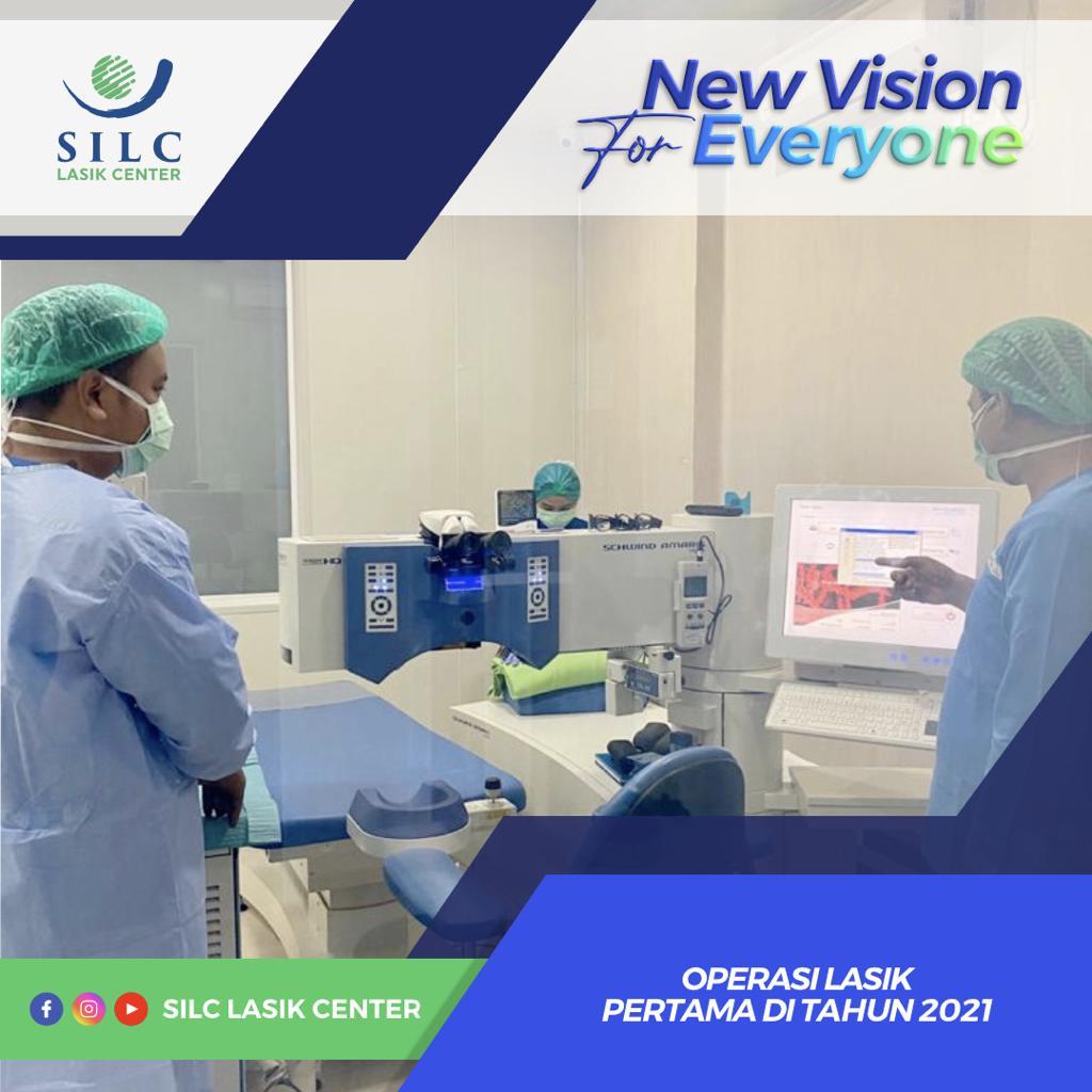 Apakah Operasi LASIK bisa Menghilangkan Mata Minus dan Silinder Sekaligus?